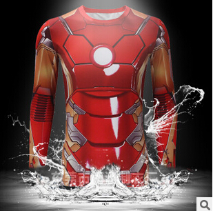 2016-Batman-Spiderman-Ironman-Superman-Captain-America-Avengers-Costume-Superhero-Soldier-Marvel-Comics-Mens-Style-Long