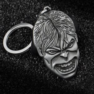 Hot-Moives-Jewelry-The-Avengers-Keychain-Super-Hero-The-HULK-Mask-Key-Chain-Metal-Pendant-Keychains