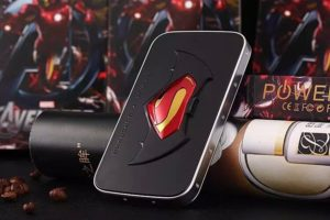 New-High-Quality-3D-Hero-Battery-external-emergency-Iron-Man-6600mAh-USB-power-bank-charger-for (4)